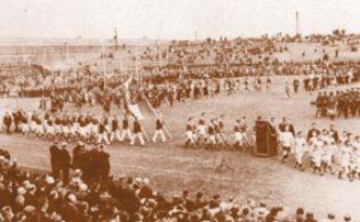 crokepark 1928 tailteann