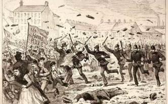 1886 belfast riot