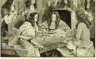The Bank of England is set up in 1694.