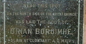 Brian Boru Monument