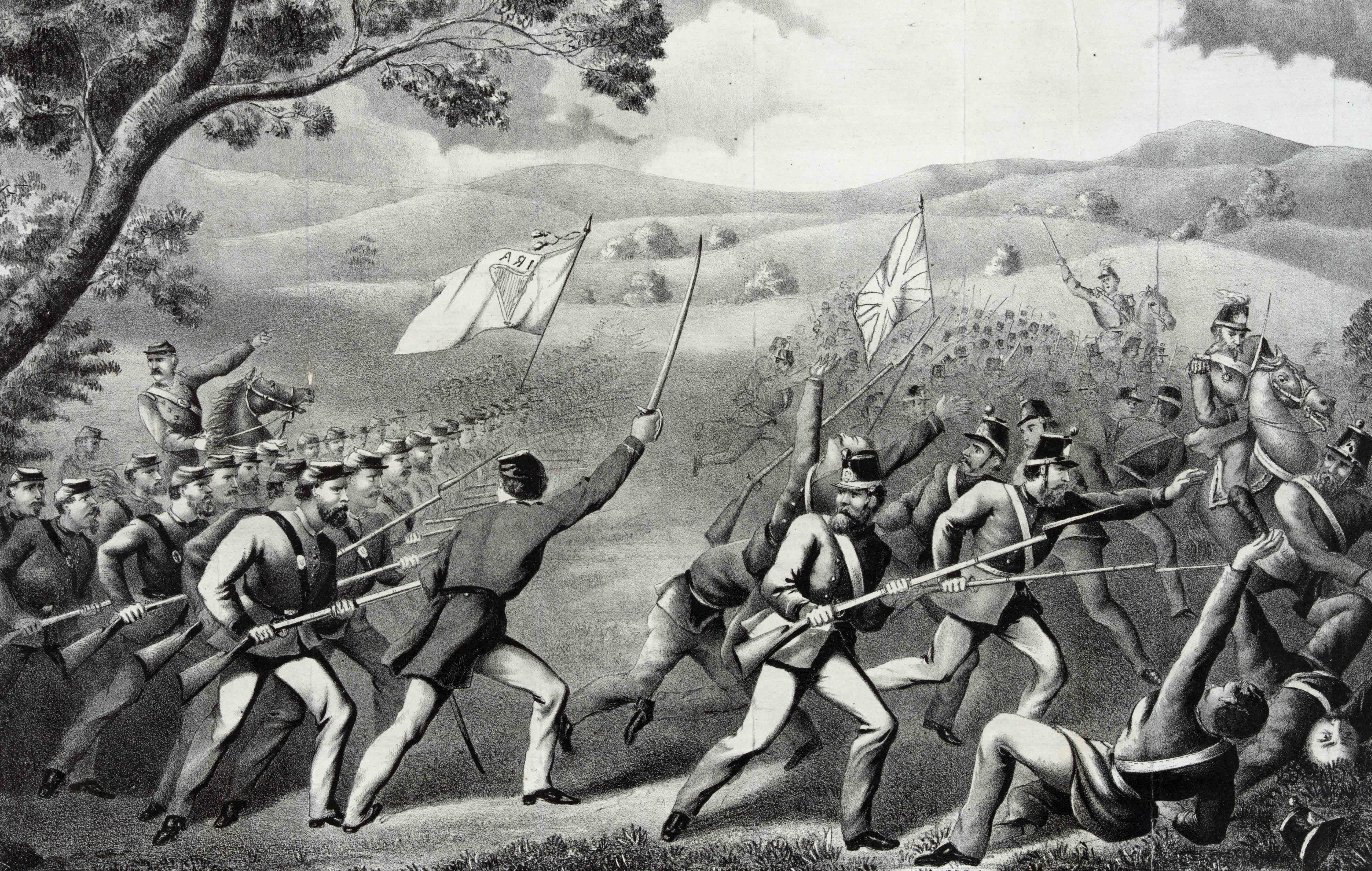 The Fenian Invasion Of Canada, 1866 – The Irish Story