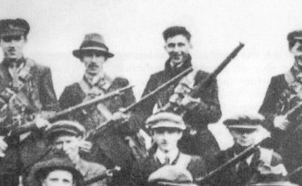 An IRA flying column c. 1921.