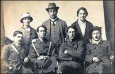 Enniscorthy Volunteers prior to 1916.