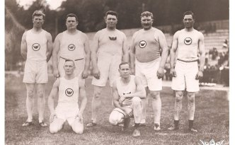The Irish Whales at the 1904 Olympics.