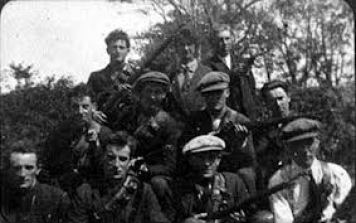 An IRA guerrilla unit in Kerry