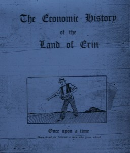 Fianna Fail's 1932 pamphlet.