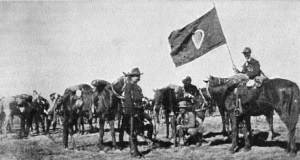 John MacBride's Irish Transvaal Brigade, who fought on the Boer side in the war of 1899-1902.