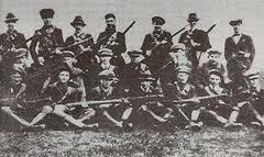 An IRA flying column in Tipperary.