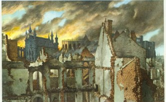 leuven in flames