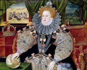 Elizabeth I of England.