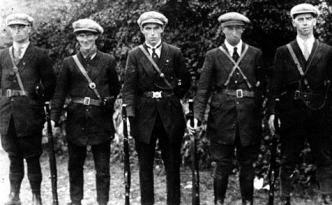 Irish Volunteers.