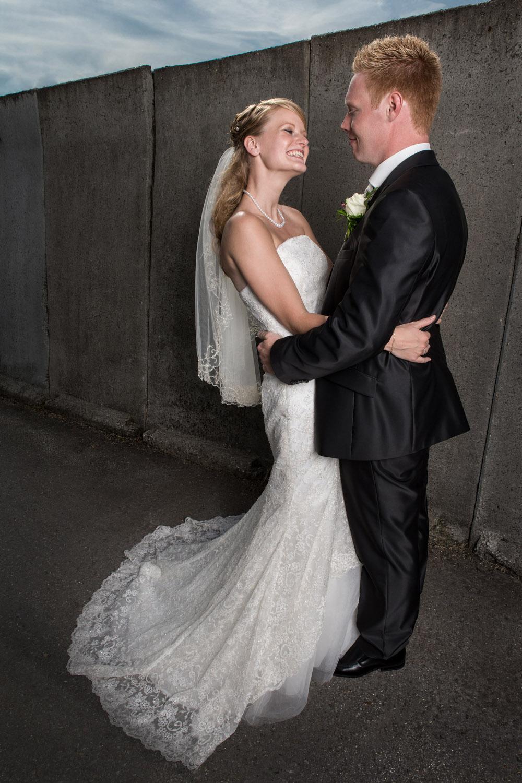 Kreative og anderledes bryllupsbilleder