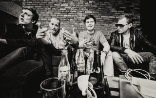 Lukas Graham m. band - portræt foto