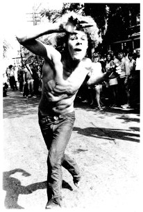 The Dancing Hippy, Don Holyoak.