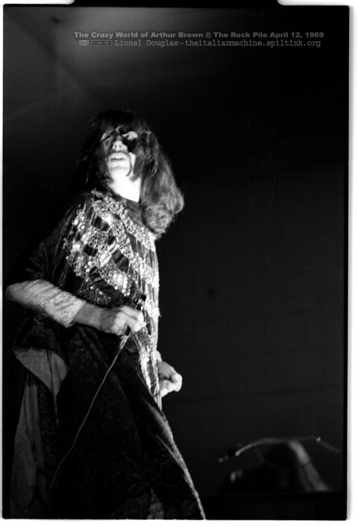 Arthur Brown at the Rockpile 1969 37 copy