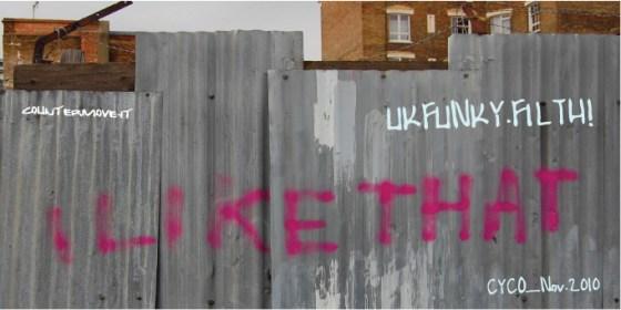 Dj Cyco - Uk Funky & Filth [Nov 2010]
