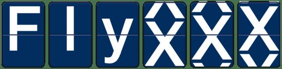 FlyXXX logo