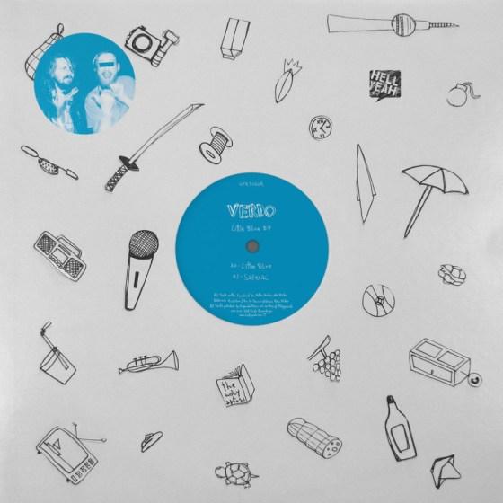 Verdo - Little Blue EP [Hell Yeah Recordings]