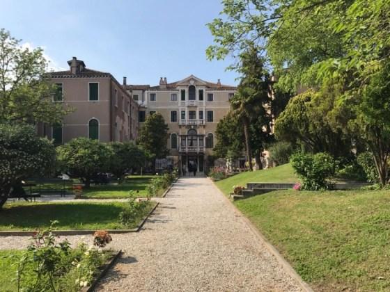 Palazzo Ca' Zenobio degli Armeni - Venezia