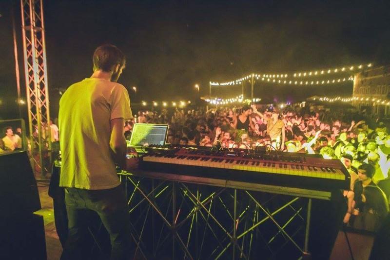 Todd Terje @ More Festival pic © Cedic Canezza