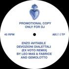 Enzo Avitabile - Devozioni Dialettali (Ex Voto Remix By Leo Mas & Fabrice & Gemolotto) [Archeo Recordings]