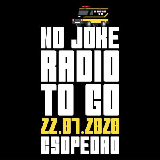 No Joke Radio tour at Pedro Summer Edition