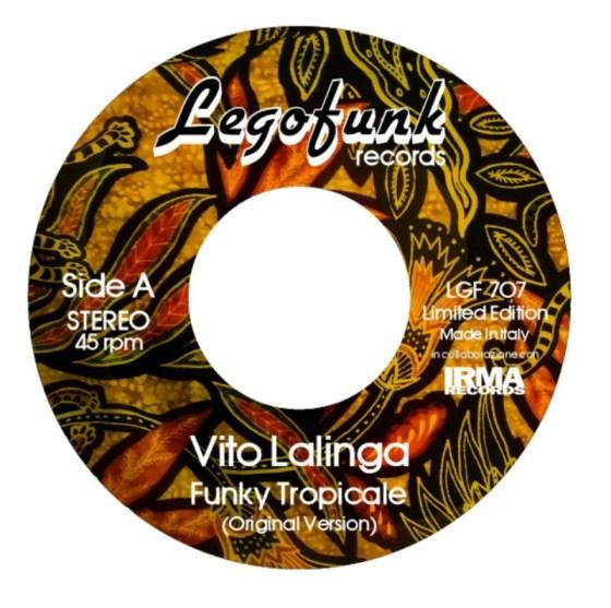 Vito Lalinga - Funky Tropicale [Legofunk Records]