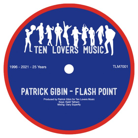 Patrick Gibin - Caruso - Flash Point - Archive [Ten Lovers Music]