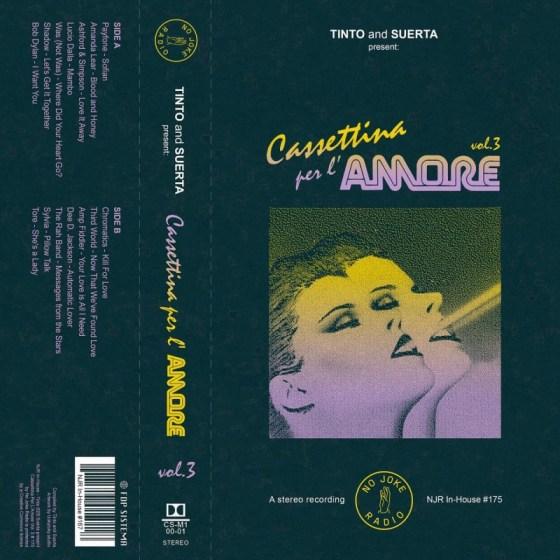 Tinto B2B Suerta present Cassettina Per L'Amore Vol. 3 [NJR In-House]