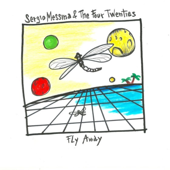 Sergio Messina & The Four Twenties - Fly Away [Hell Yeah Recordings]