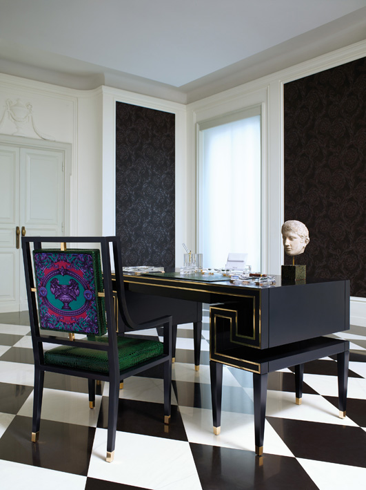 Versace Home Decoration Pinterest Versace, Interiors and