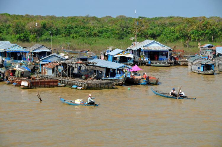 Cambodia-2900 - Floating Village