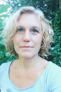 portrait Ann-Sofi Eriksson