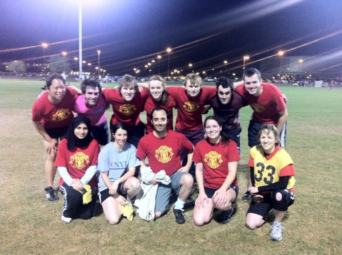 vizchester intramural soccer