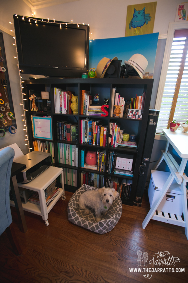 home office work space | thejarratts.com