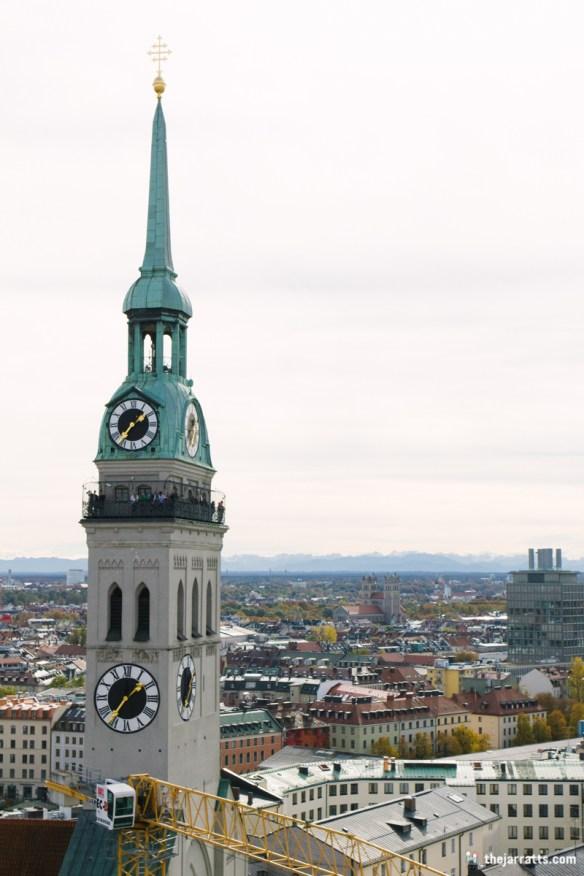 kirche tower