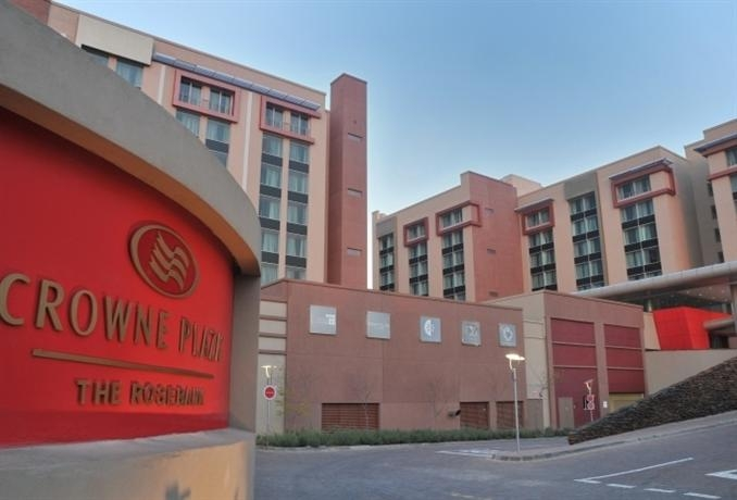 The Crowne (Plaza) Jewel of Rosebank