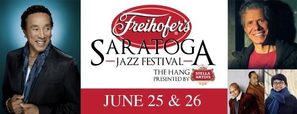 the jazz world Freihofers Saratoga Jazz Festival