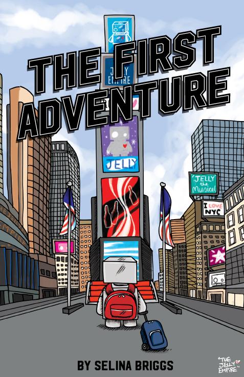 The First Jelly Adventure! GWAN Vol. 1