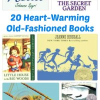 20 Heart-Warming Old Fashioned Books for Kids