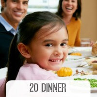 20 Dinner Conversation Starters for Your Family