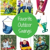 Favorite Outdoor Swings on Amazon