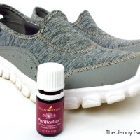 How To Get Rid of Shoe Odor with Essential Oils