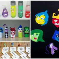 Inside Out Crafts for Kids