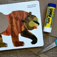 DIY Sensory Board Book