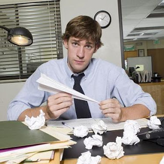 The Office Jim Halpert Fitness WWJHD