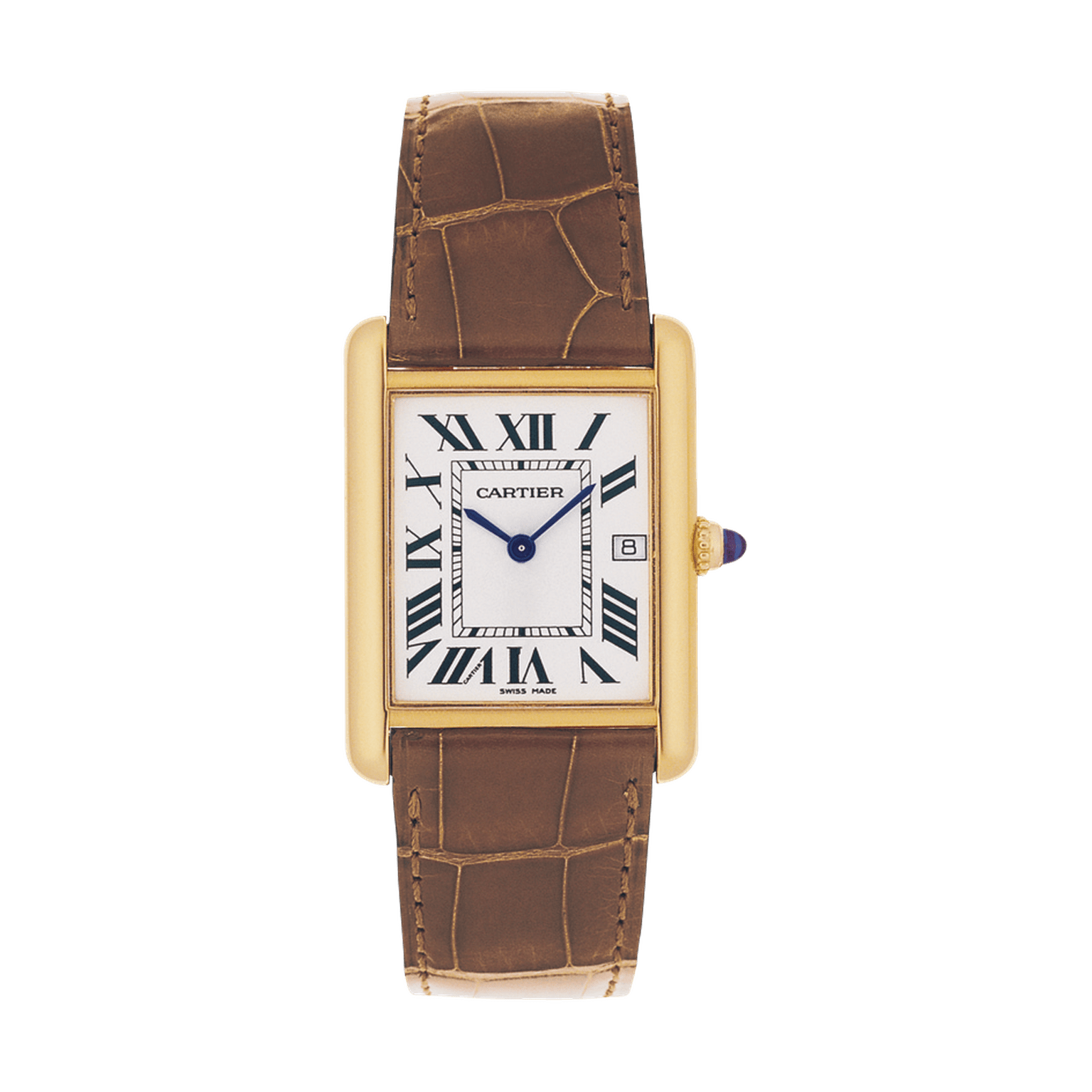 When Was Our Calendar Created Gems Little Gems Pre School Home Louis Cartier Tank Watch In Yellow Gold Cartier The