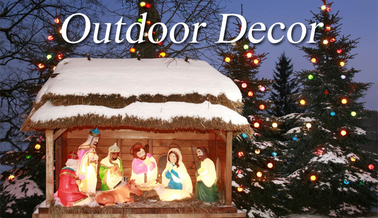 outdoor christmas decoration sale - Rainforest Islands Ferry - christmas decor on sale