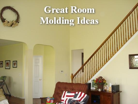 Great Room Molding Ideas For Marijke Joel The Joy Of