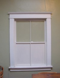 craftsman-style-window-trim-tucson - The Joy of Moldings.com